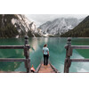 axant Alps Travel Shirt Agion Active Women violet/grey check